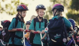 Ride to Shool Day 2013