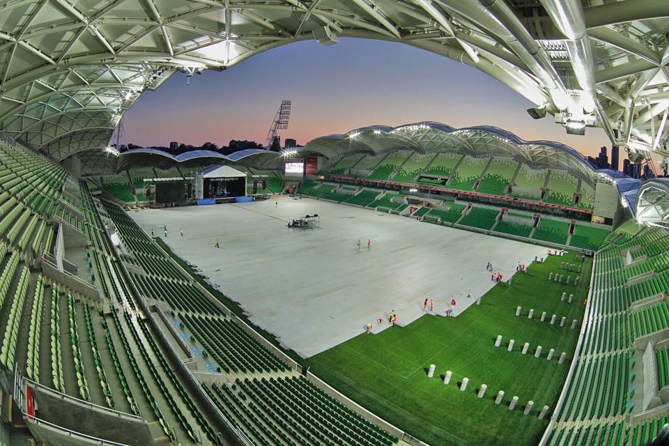 Profloor Aami Stadium